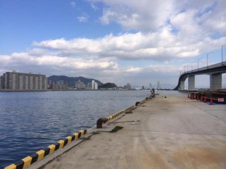 子供でも釣れるファミリーフィッシングと釣果-広島-写真 2015-01-09 13 20 39