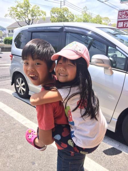 子供でも釣れるファミリーフィッシングと釣果-広島で潮干狩り1