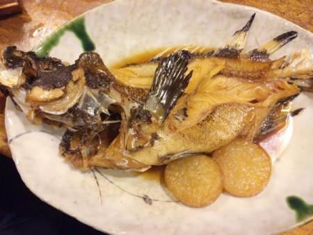 初心者でも爆釣-石垣島で釣った魚を居酒屋で調理8