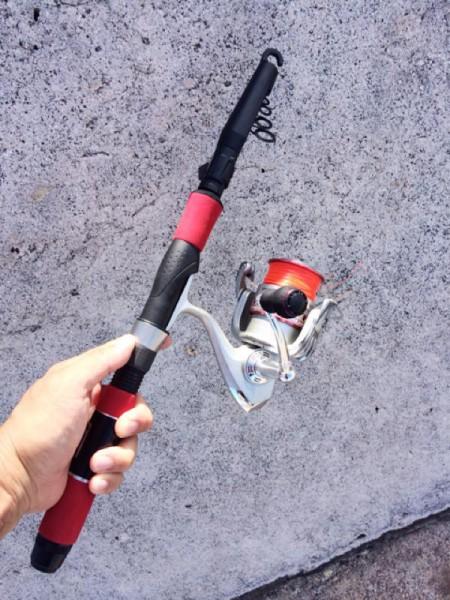 子供でも釣れるファミリーフィッシングと釣果-石垣島_写真 2015-06-13 16 40 40