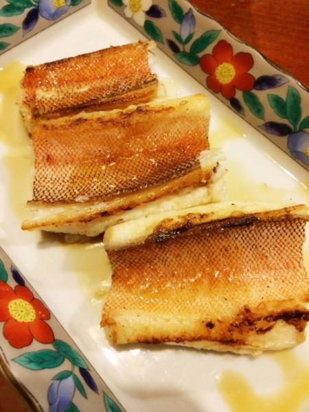 初心者でも爆釣-石垣島で釣った魚を居酒屋で調理12