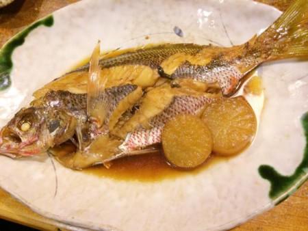 初心者でも爆釣-石垣島で釣った魚を居酒屋で調理9